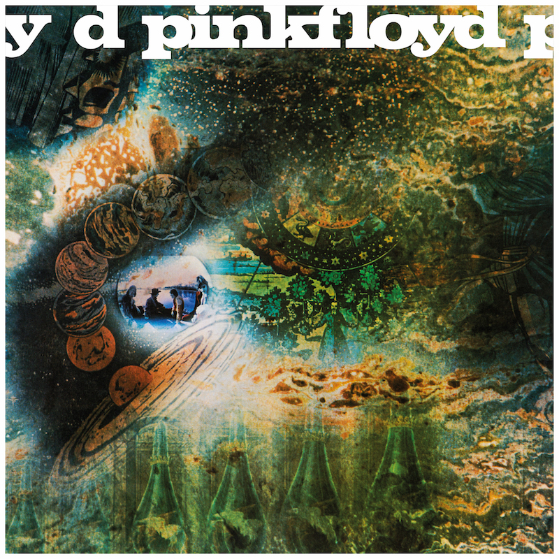 PF A Saucerful Of Secrets