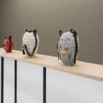 SUNDAY ART SCROLL -リアルタイムで芸術速報/コンテンポラリーギャラリー「The Hole」にシュールなお顔たち、並ぶ