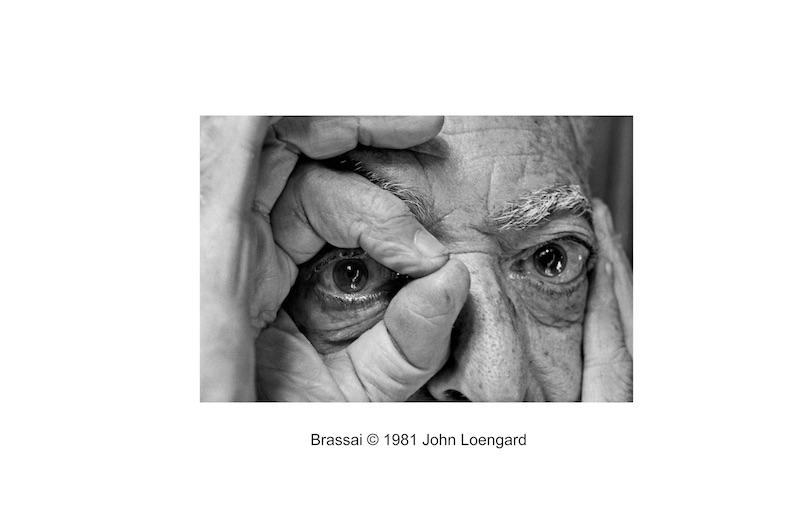 Brassai Eye  y