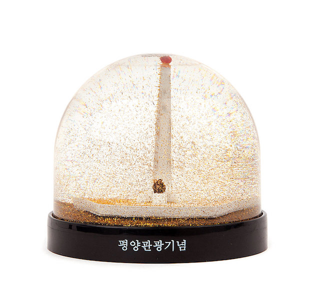 08_PERM_North+Korean+Snow+Globe