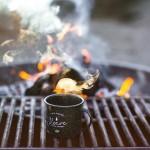 コーヒー好きとっておきキャンプ道具。極小エスプレッソマシン「川でも山頂でも淹れたて飲めます」