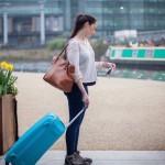「知らない街で重たいスーツケース、ゴロゴロ」おさらば。スマホで楽に荷物お預け、旅行好きのためのシェアエコ誕生