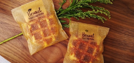 Bruxel Waffle with Evoware_ Bioplastic copy