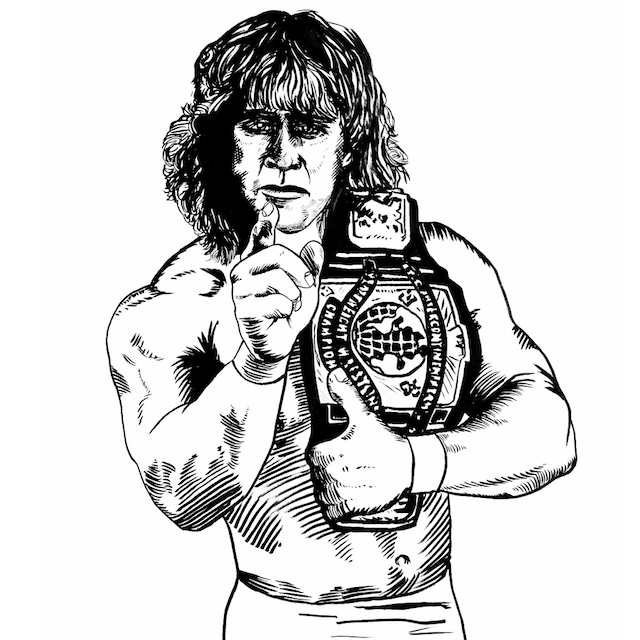 The Texas Tornado, Kerry Von Erich