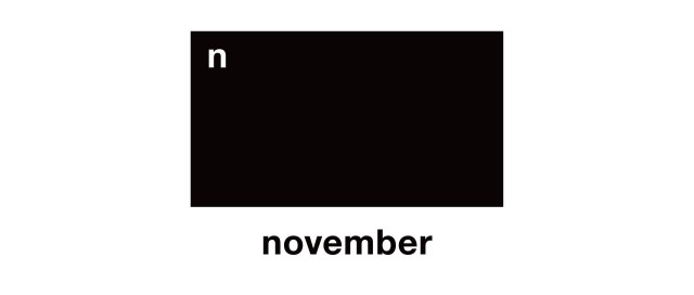 November,inc