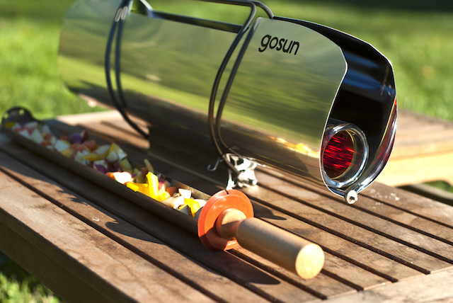 GoSun Sport Solar Stove Grill Cooker Closed Portable
