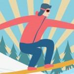 家にこもりがちな冬も、ウィンタースポーツで「abs(アブス)」強化!今週はスポーツスラング/ Urban English
