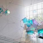 """SUNDAY ART SCROLL -リアルタイムで芸術速報/「未来の建築モデルを""""雲""""に託す」泡、クモの巣""""自然界のモチーフ""""と対話しつくる空間アート"""