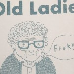 あんた嫌なやつね。強烈に「FUCKFACE」とニコニコ罵るおばあちゃんたちをログするUK女史のジン