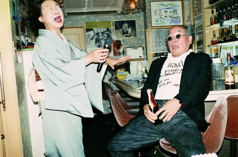 Juergen Teller_Araki No. 1, Tokyo 2004_Courtesy of the Artist
