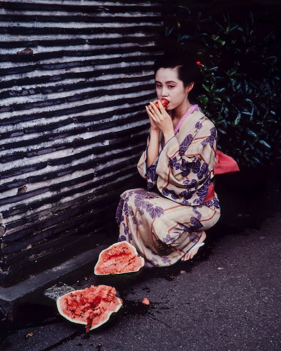 Nobuyoshi Araki_Colourscapes, 1991_Museum of Sex Collection