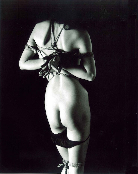 Nobuyoshi Araki_Kinbaku (Bondage), 1989_Courtesy of Private Collection