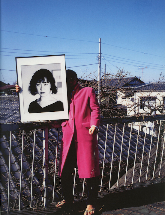 Nobuyoshi Araki_Self-portrait with Yoko (Colourscapes), 1991_Courtesy of Private Collection