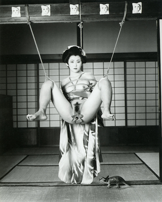 Nobuyoshi Araki_Tokyo Comedy, 1997_Courtesy of Private Collection