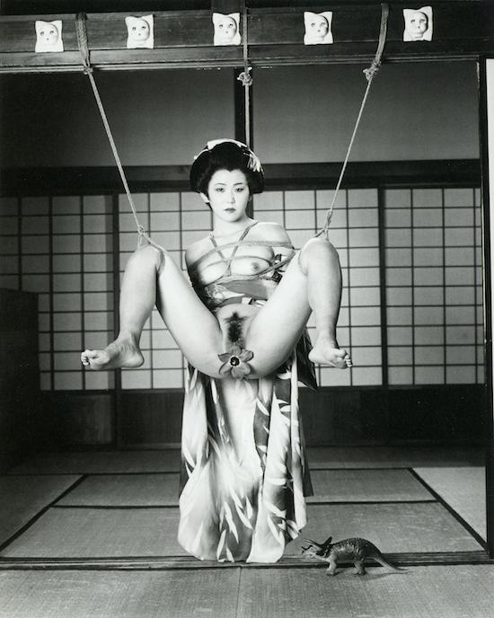 Nobuyoshi Araki_Tokyo Comedy, 1997_Courtesy of Private Collection