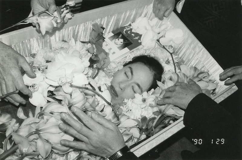 Nobuyoshi Araki_Winter Journey, 1989-90_2005, Courtesy of Taka Ishii Gallery