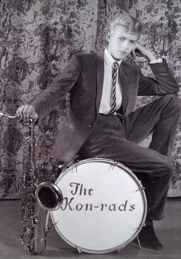 Publicity photograph for The Kon-rads, 1966