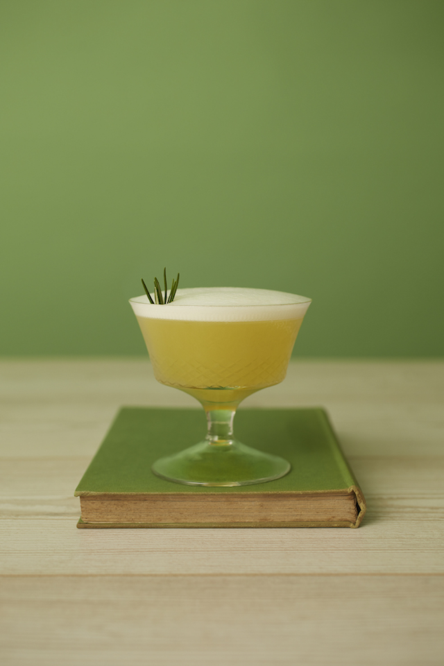 Seedlip Garden Sour Rob Lawson
