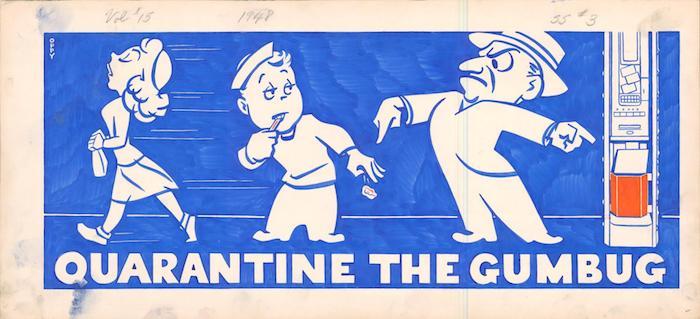 """""""Quarantine the Gumbug!"""", 1948"""