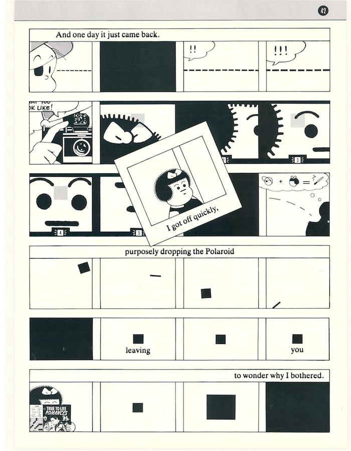"""Love's Savage Fury"" p.4, 1986"