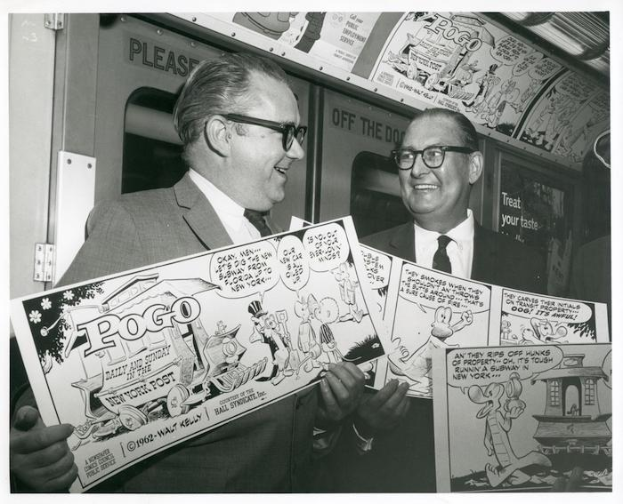 Newspaper Comics Council ad campaign, 1962 (2)