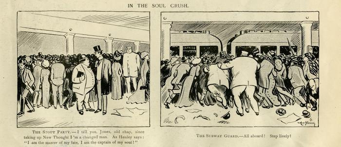 """In The Soul Crush"", 1909"