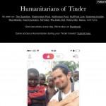 出会い系アプリに溢れる〈ボランティア〉時代を映したティンダーのプロフ写真、「発展途上国の笑顔」を永遠スワイプ