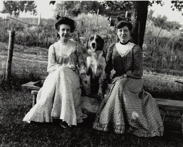 untitled_two_women_with_dog_from_the_brighton_michigan_portfolio_unknown_photographer_around_1900