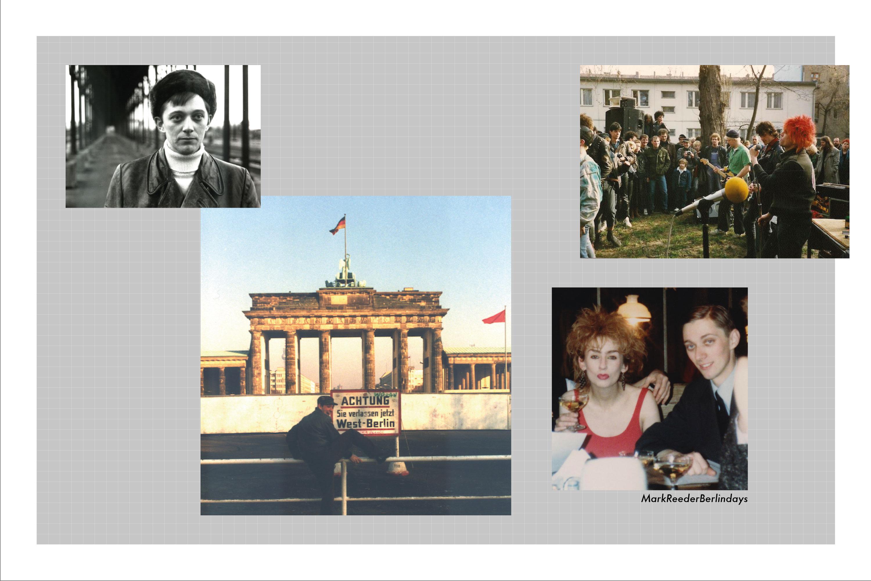 """「ベルリンの壁をすり抜けた""""音楽密輸人""""」 鋼鉄の東にブツ(パンク)を運んだ男、マーク・リーダーの回想録"""