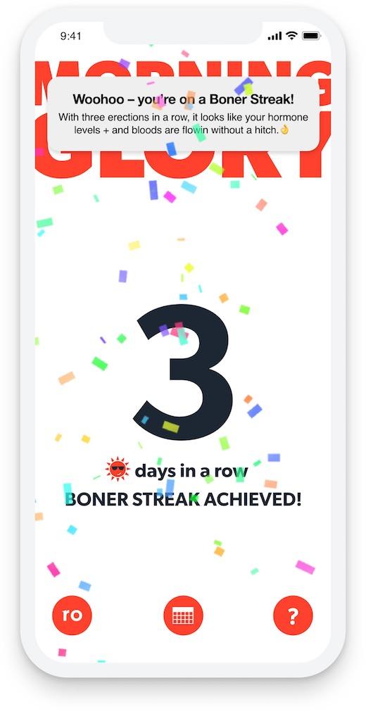 boner streak