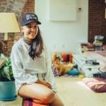 """生理というタブーに切り込んだあの下着ブランドの起業家、次は〈お尻〉なぜ彼女は""""便座""""で人の感情を揺さぶれるのか"""