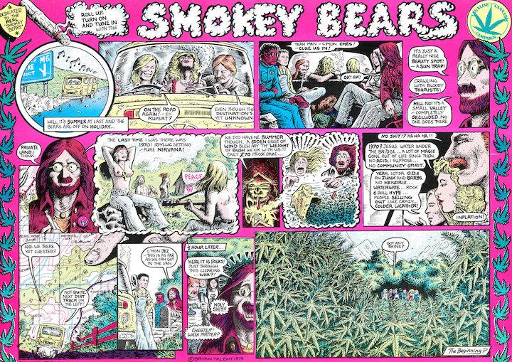 smokey-bears-brian-talbotのコピー