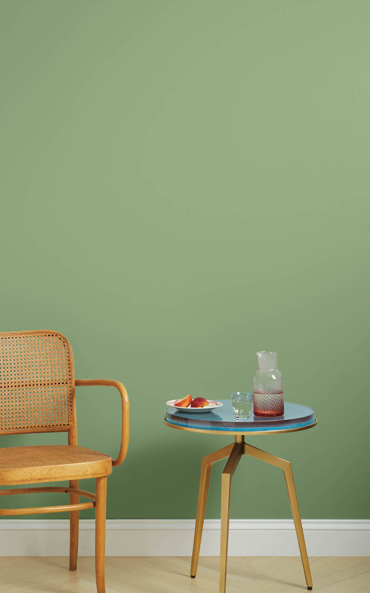 Avocado Toast_Clare Paint Color_Interiors
