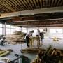 """長野県に「ポートランド式・廃材屋」がオープン。""""ビンテージ資源""""で作るカフェとコミュニティ「ReBuilding Center Japan」"""
